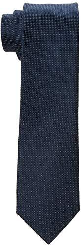 Bugatti Herren 6002-90000 Krawatte, Blau (Marine 380), (Herstellergröße: One Size)