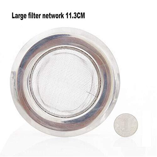 Küchen-Edelstahl-Spülbeckenfilter zur Verhinderung des Abwassers des Abwasserkanals