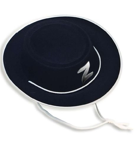 t Gr.56 (Schwarzer Zorro Hut)