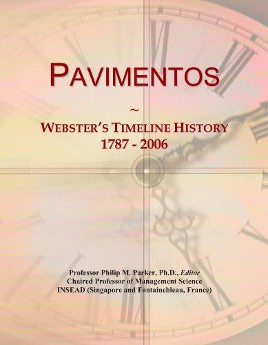 pavimentos-websters-timeline-history-1787-2006
