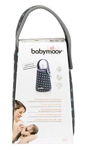 Babymoov Chauffe-Biberon Autonome Gris