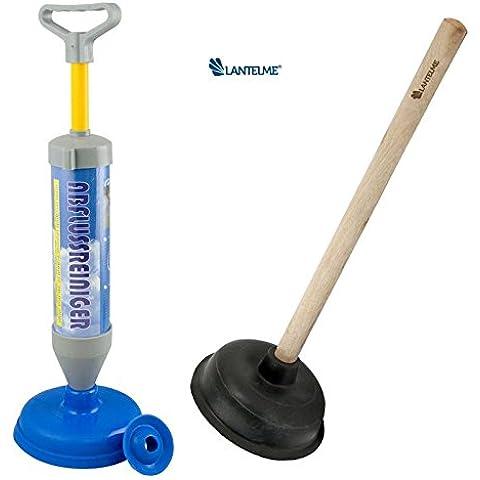 Conjunto bomba de limpieza y succión para cuarto de baño, cocina y baño. émbolo, goma pablo pisón. empujador bomba y goma multifuncional para presupuesto