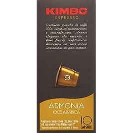 Kimbo Capsule Compatibili Nespresso