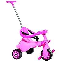 MOLTO Triciclo Urban Trike II, Color Rosa 16218