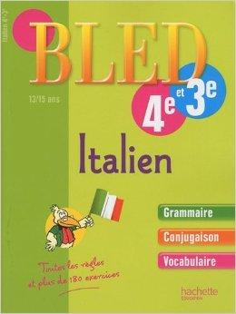 Bled Italien 4e-3e de Gabrielle Kerleroux ( 13 janvier 2010 )