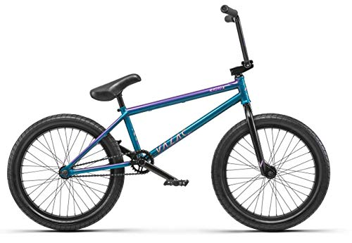 "Radio Valac 20"" 2019 Freestyle BMX Fahrrad (20.75"" - Cyan/Purple Fade)"