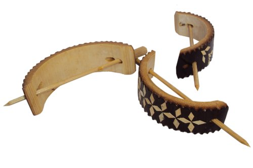 North East Handicraft Product BAMBOO HAIR CLIP