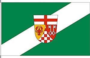 Flagge Fahne Autoflagge Bernkastel-Wittlich - 30 x 45cm
