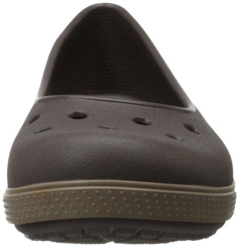 Crocs Crocband Airy piatto Espresso/Walnut