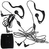 Bottari SPa 60716 Communication Intercom amplifié avec isolation acoustique Noir