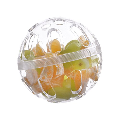 HappyBird ®   Versteckball Buffet Ball - das Tischspielzeug für Papageien