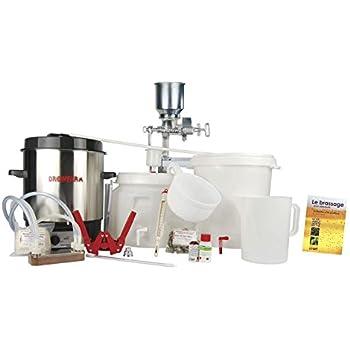 Kit micro brasserie électrique