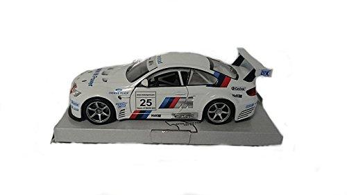 BMW Véritable réplique de voiture miniature E92M3GT2 lumière et son