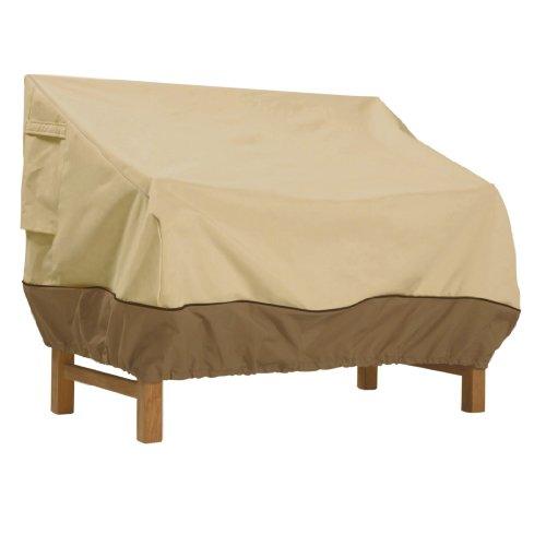 Classic Accessories Sofa/Zweisitzer-Abdeckung für die Terrasse - Klein