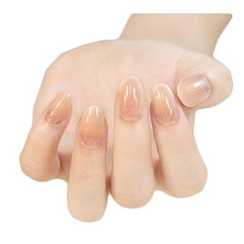20-24 Pcs Belle français Art Faux ongles Conseils #11