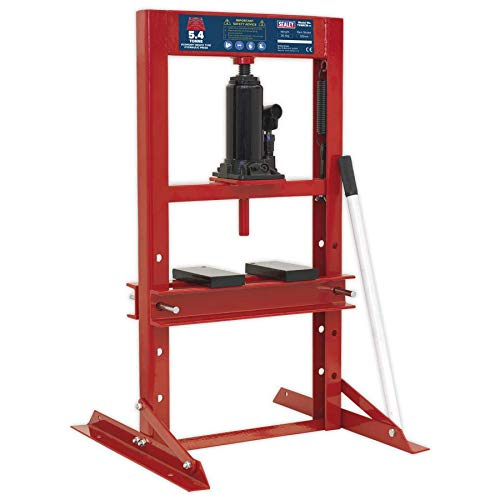 Presse hydraulique 20 tonnes Sealey YK20ECF - Type sol