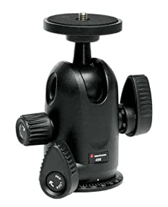 Manfrotto Midi 498 Rotule 610 g, charge max. 8 kg, blocage panoramique