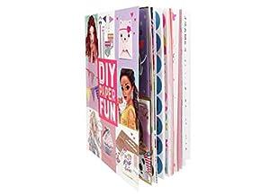 Top Model- DIY Paper Fun Book, Multicolor (Depesche 1)