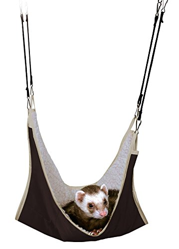 Trixie 62692 Hammock for Rats / Rodents 88 × 30 × 30 cm Test
