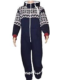 Classyoutfit - Pijama de una pieza - para hombre