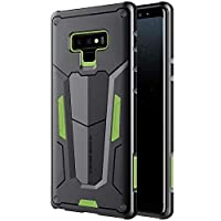 Nillkin Case for Samsung Galaxy Note 9 Defender Series Cover PC TPU Mobile Cover - Green