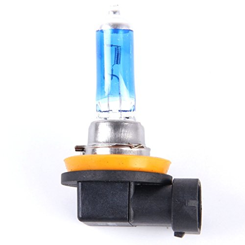 Éclairage 2 phares au xénon PCS H8 12V 100W 6000K super lumière blanche, taille: 12 * 9.5 * 5.5cm L'éclairage pour vous