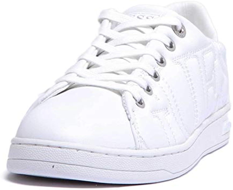 Guess scarpe da ginnastica Donna Pelle Pelle Pelle