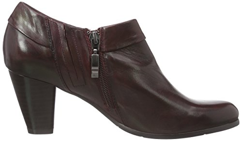 Piazza 961337, Bottes femme Rouge - Rouge