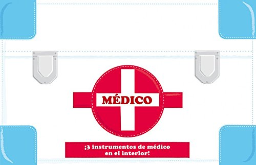 Médico de urgencias - Maletín (PICARONA)