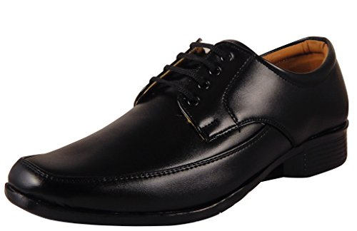 Action Synergy Men's Formal Shoes Black ME9912