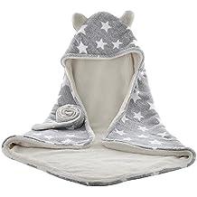 Recién nacido manta bebé de bebé peignoirs capazo capa de baño bolsa de dormir sueño Saco