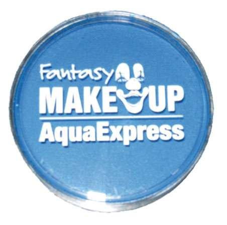 Peinture corporel maquillage AQUA fard à l' eau masque visage - Bleu
