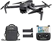 GoolRC SG906 Pro GPS RC Drone con Cámara 4K 5G WiFi 2 Ejes Gimbal 25mins Tiempo de Vuelo Quadcopter sin Escobi