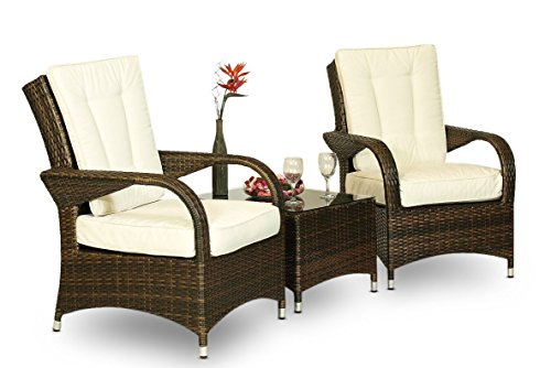 Ultra-Stylish-Arizona-Rattan-2-Seat-Arm-Chair-set-Small-Glass-Table-Cushions-Dust-Cover-Armchair-Garden-Patio-Conservatory-Lounge-Furniture-Assembled