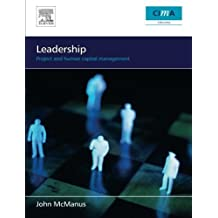 Leadership: Project and Human Capital Management by John McManus (2006-02-23)