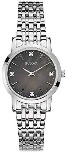 Bulova Diamonds 96S148 - Orologio da Polso Donna