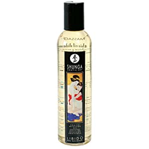 Shunga Massage Oil Libido/ Exotic Fruits