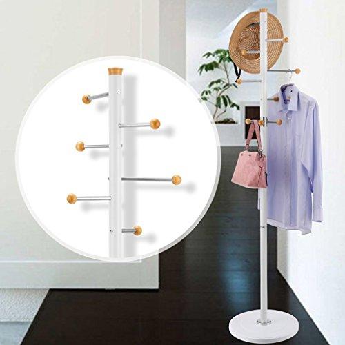 SKC Lighting-Porte-manteau Cintres simples cintres simples étagères étagères salon de la chambre assemblage créatif (Couleur : D)