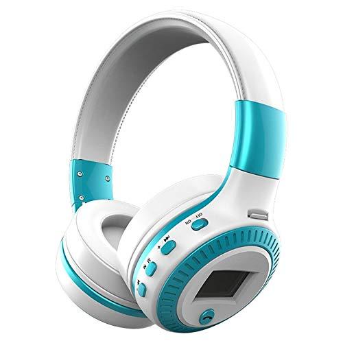 Yao B19 Wireless Stereo Bluetooth Headsets Headphone LCD Display with Mic FM Radio Lcd-stereo