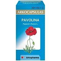 ARKOCAPSULAS PAVOLINA 50 CAP
