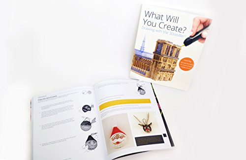 """3Doodler """"What Will You Create?"""" Project Book - 7"""