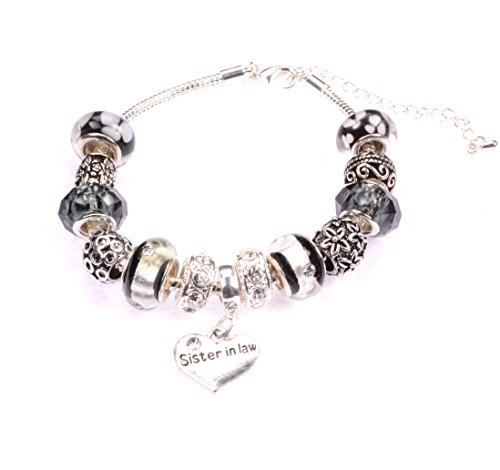 Charm Bracelet for Sister in Law Test