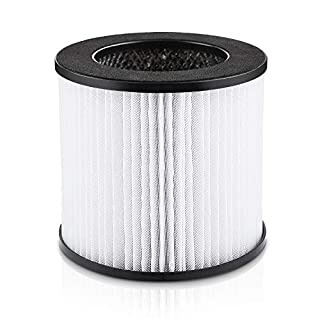 YISSVIC Air Purifier Replacement Filter True HEPA and Activated Carbon Filters for Air Cleaner