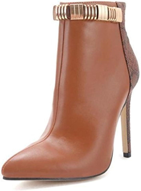 KUKI Le scarpe da da da donna in autunno iniziano le scarpe da donna moderne con scarpe basse scarpe casual , Marronee... | Alta qualità e basso sforzo  | Uomo/Donna Scarpa  091a90