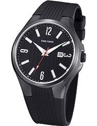 TIME FORCE TF4053M14 RELOJ CABALLERO ACERO SUMERGIBLE 50M