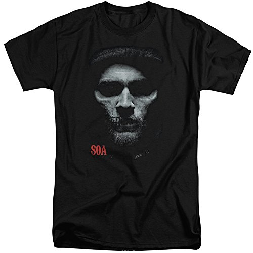 Sons of Anarchy Herren T-Shirt Schwarz