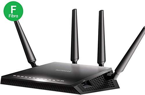Foto Netgear R7800 Nighthawk X4S Smart Wi-fi Router, Velocità Wireless AC2600...