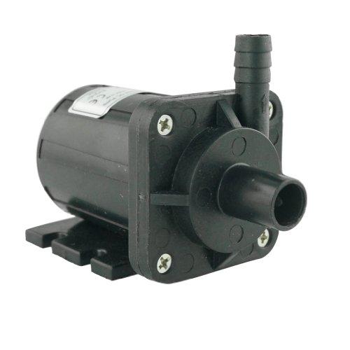 Aubig Ölpumpe Wasserpumpe Gartenpumpe Tauchpumpe Aquarienpumpe Solar 12V DC Bürstenlos Magnetische Treiber Pumpe DC40D-1250 1.1A 13.2W 450L/H 5M/16ft
