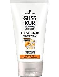 Schwarzkopf Gliss Total Repair Direct-Repair-Kur, 6er Pack (6 x 150 ml)