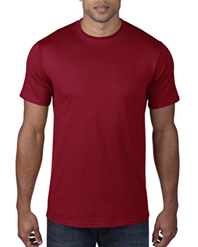 Anvil -  T-shirt - Uomo Independence Red